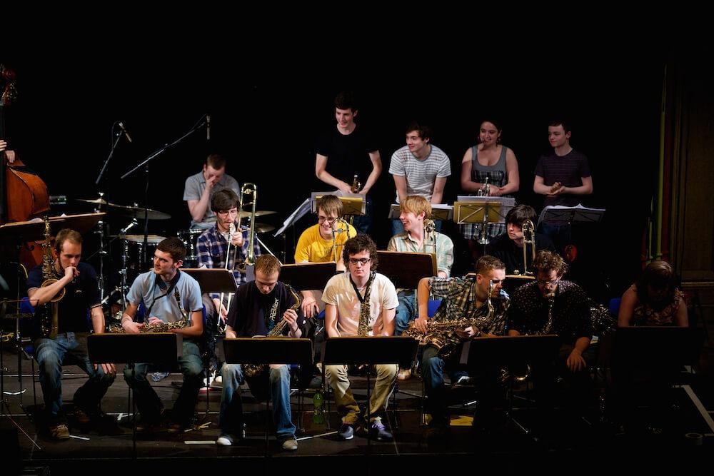 Tommy Smith Youth Jazz Orchestra